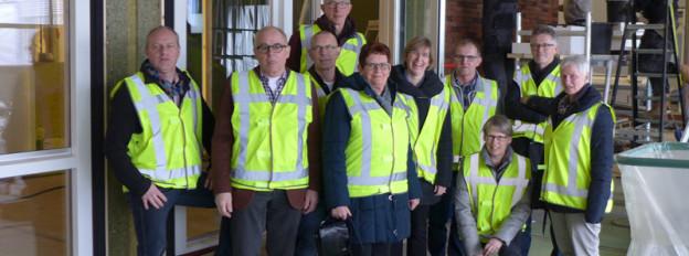 Bezoek uit Peel en Maas